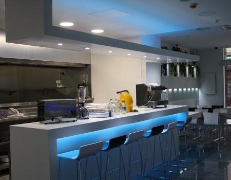 Barra Cafetería ICSE